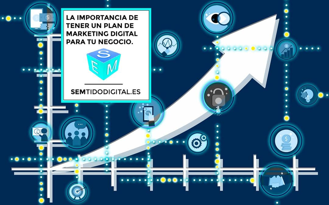 LA IMPORTANCIA DE TENER UN PLAN DE MARKETING DIGITAL PARA TU NEGOCIO