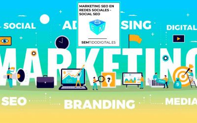 Marketing SEO en Redes Sociales