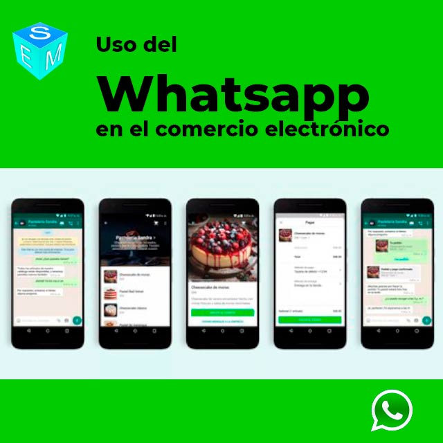 whatsapp para ecommerce semtidodigital
